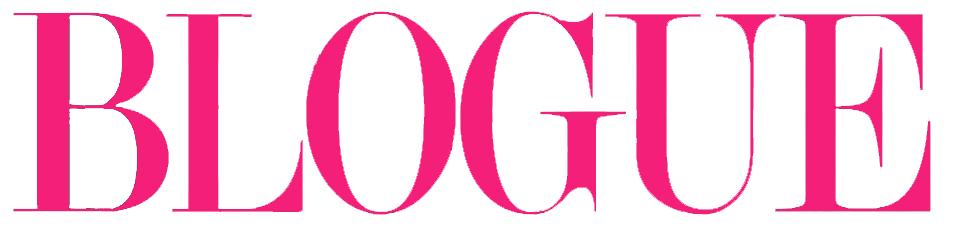 blogue pink logo